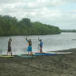 Playa Tortuga SUP class/bird watch!