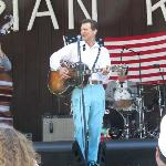 Chris Isaak onstage