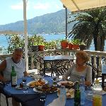 Small Hotel Pana-terrace