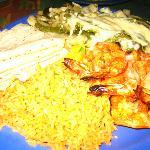 Gulf Shrimp Yucatan