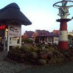Entrance of Blinkfür