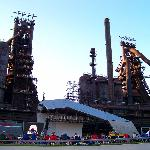 Old Blast Furnace, Concert area