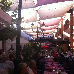 Bilde fra Italian Restaurant Villa Paradiso