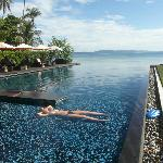 Pool at koh Mak Retreat
