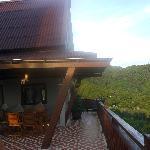 Villa Balcony