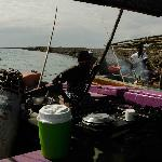 LINCH ON DHOW