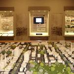 3-D model of Savannah's City Plan