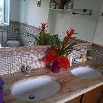 Il nostro bagno con vasca idromassaggio