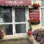 Trevellis Bed and breakfast located  in the heart  of Newquay