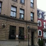 Half block off St Catherines in heart of Montreal