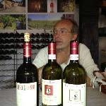 Marco and his wines