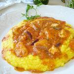 Bacalhau com molho de tomate de caixinha