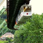 Wuppertal: Schwebebahn