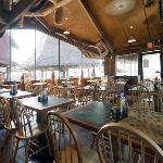 Sharkys Beach Front Restaurant 2