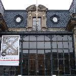 Entrada al Centro Cultural