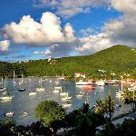 Beautiful Cruz Bay