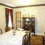 old dinning room.   autopsies also carried out here.