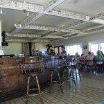 Dug's Dive inside dining