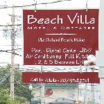 Beach Villa Motel & Cottages Foto