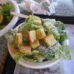 Caesar side salad ~$3