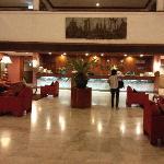 Centara Mae Sot  lobby