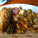 fantastic meal