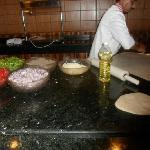 restaurant Tajine crepe marocaine