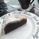 Chocolate & Guinness cake