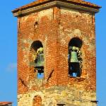 Old bell tower in Signa