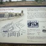 Minidoka - Signs located throughout the monument