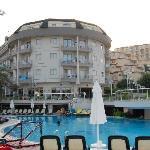 Photo de Side Sun Hotel