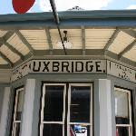 Uxbridge Station Circa 1909