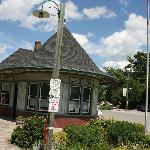 "Uxbridge Station ""Witch's Hat"""
