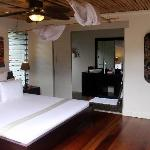 master bedroom, lower villa