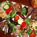 Parrillada de carne a la brasa para 2 personas- Steakhouse Braseria El Campo