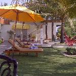 Hangout area