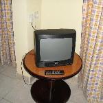 not so modern tv