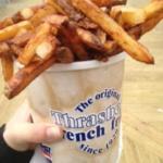 Amazing Thrasher's fries