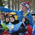 Prima della Gormiti Cup organizzata da Snowdreamers  a Cortina.