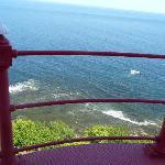 vue du haut du phare