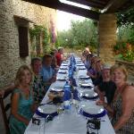 Wonderful Italian Meal made by the family & Mamma LeTorri