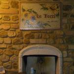 Outdoor Oven at Le Torri