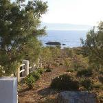sentiero xspiaggia di Pirgos