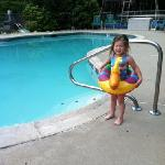 my baby ready to get in the pool!!