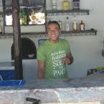 and the best barman in Turkey?