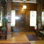 The beautiful doors