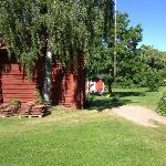 bjarkas golf, een mooie plek om te verblijven