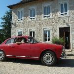 La Giulietta au Domaine du Manoir