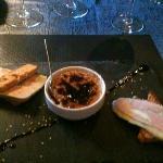 le trio de foie gras