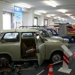 DDR Museum Auto en Verkeer